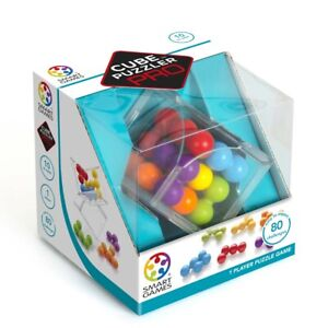 3d Brainteaser Toy Kids Cube Puzzler Pro Smart Games Ebay