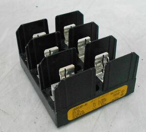 NEW BUSSMANN J60030-3C FUSE BLOCK J600303C