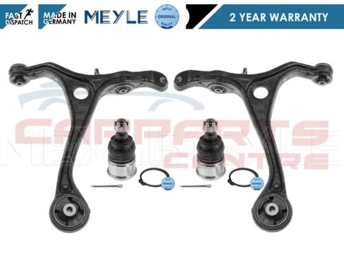 FOR HONDA ACCORD 2.0 2.2 CTDi 2.4 03-08 FRONT LOWER WISHBONE ARMS BALL JOINTS