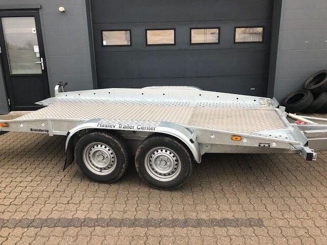 Autotrailer, Brenderup 2513 GT Årg 2018, lastevne (kg):