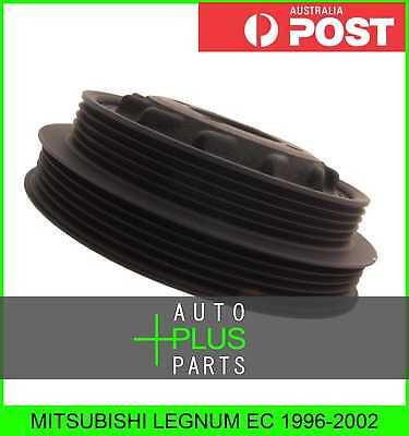 Crankshaft Pulley Belt Harmonic Balancer 1Grfe Fits TOYOTA HILUX 2004-2012