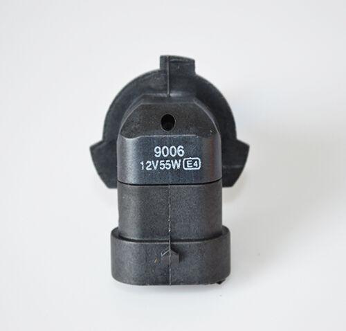 HB4 9006 55W 12V Xenon White 5000K Light Car Headlight Lamp Globes Bulbs LED HID