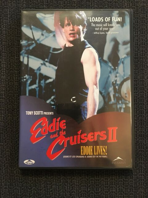 Eddie And The Cruisers 2 Eddie Lives (DVD)