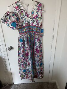 Amicable Nos Vintage Womens Dress. Outfit. Size 11. With Tags. See Pics.