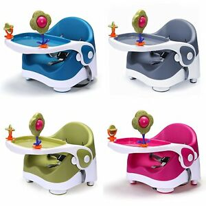 New 2018 Venture QFix Portable Travel High Chair, Travel Booster Baby Seat
