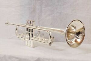 Professional-Trumpet-for-advanced-players-Bb-pitch-with-case-and-Mouth-piece