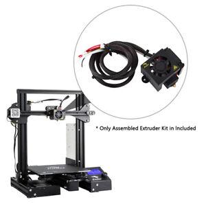 Full Assembled Extruder Ajutage Kits Extrudeuse Nozzle pour Ender 3/Ender 3 Pro