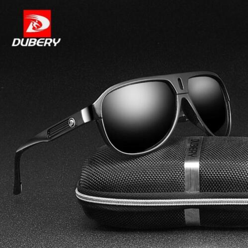 DUBERY Men Sport Polarized Sunglasses Outdoor Riding Driving Fishing Eyewear Hot