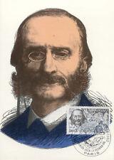 Carte postale timbrée JACQUES HOFFENBACH
