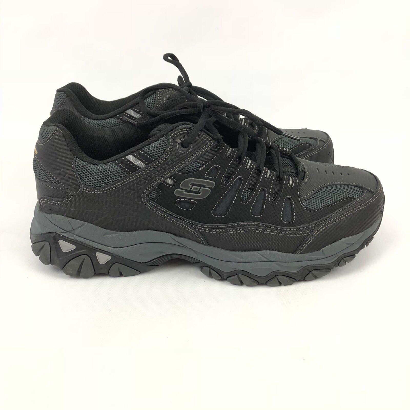 Skechers hommes noir Sneakers 50125 11.5 Extra Wide