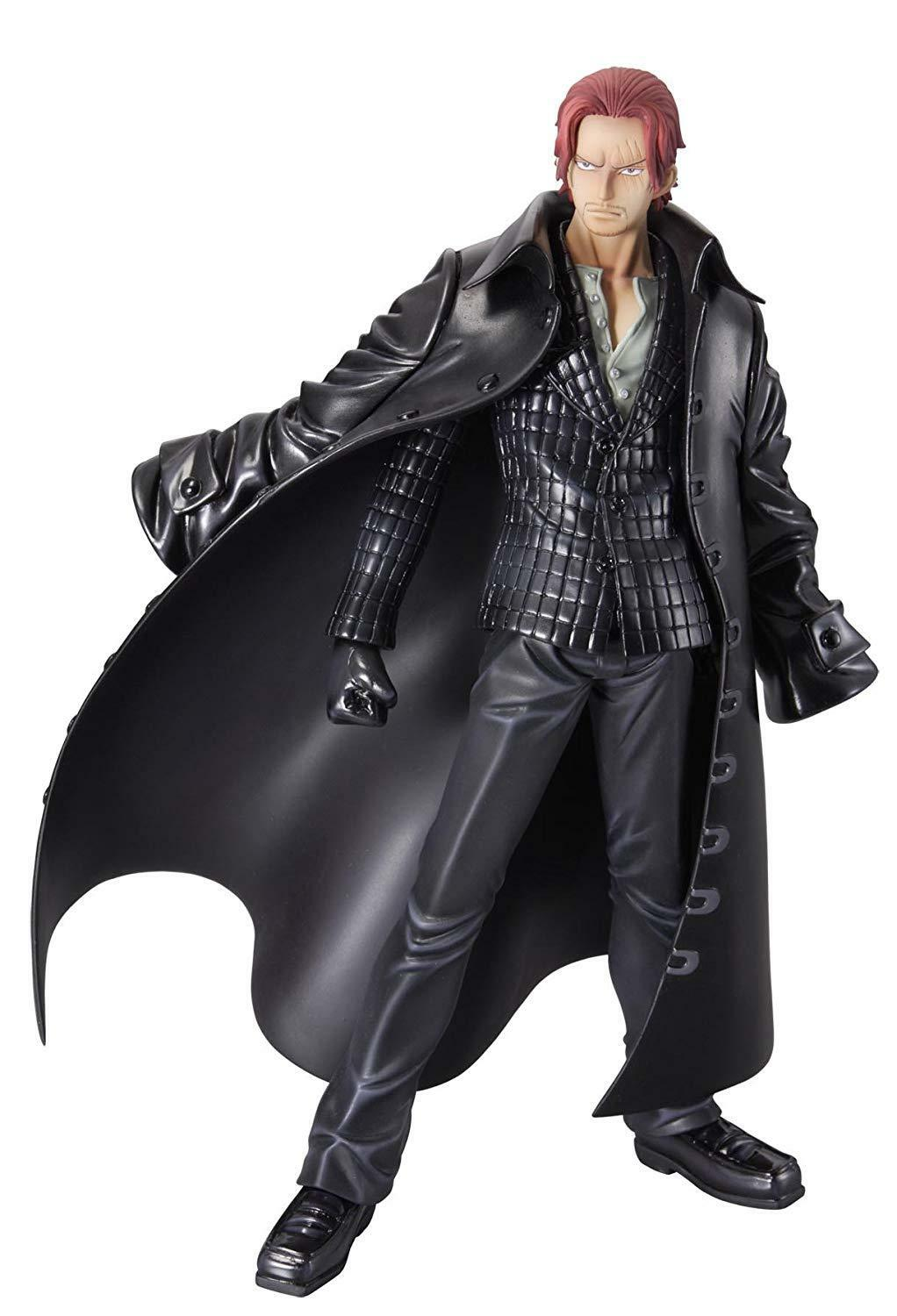 ONE PIECE P.O.P. - Shanks il Rosso - Figure Megahouse POP Strong Edition