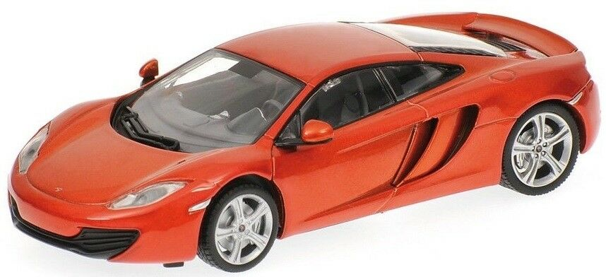MNC519431330 - Voiture sportive de la série Top Gear McLAREN MP412C de 2011coule