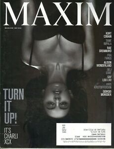 CHARLI-XCX-Maxim-Magazine-May-2015-5-15-KURT-COBAIN-FKA-FIGGS-RAE-SREMMURD