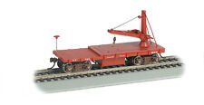 CANADIAN PACIFIC RAILWAY OLD-TIME MOW DERRICK CAR BY BACHMANN TRAINS  HO-SCALE