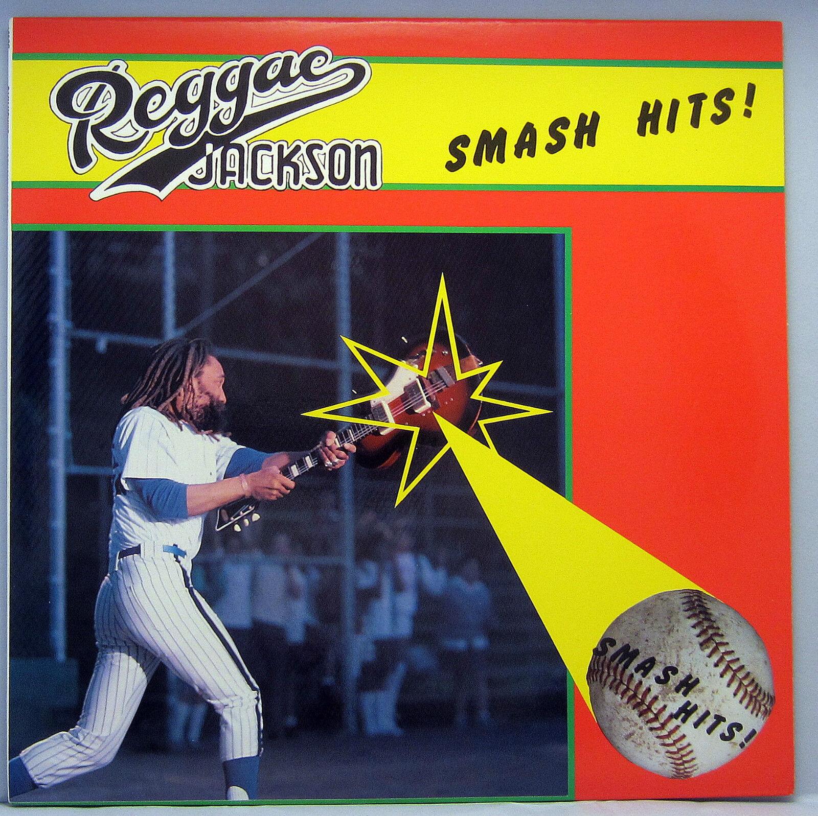 Image 1 - SEALED LP REGGAE JACKSON SMASH HITS Bongo Boy Records