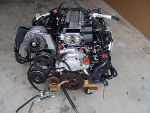1995 camaro trans am lt1 engine complete w 4l60e for 1995 camaro window motor