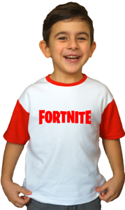 Epic Loot Moves Children Jersey Clothes Kids Shirts Tee Fortnite Battle Gaming