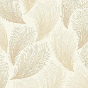 rasch gatsby l fter feder motiv in gold mit glitzer tapete 319712 ebay. Black Bedroom Furniture Sets. Home Design Ideas