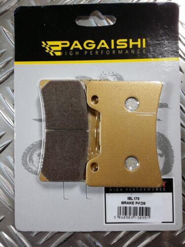 PAGAISHI FRONT PADS FOR Yamaha VMX-12 1200 Vmax VP031 1999-2000