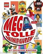 Fachbuch LEGO® Mega-tolle Minifiguren, tolles Buch mit vielen Bildern, NEU