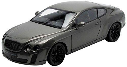 Bentley continental supersports coupé ei 2008 grau 1,18 skala   super auto