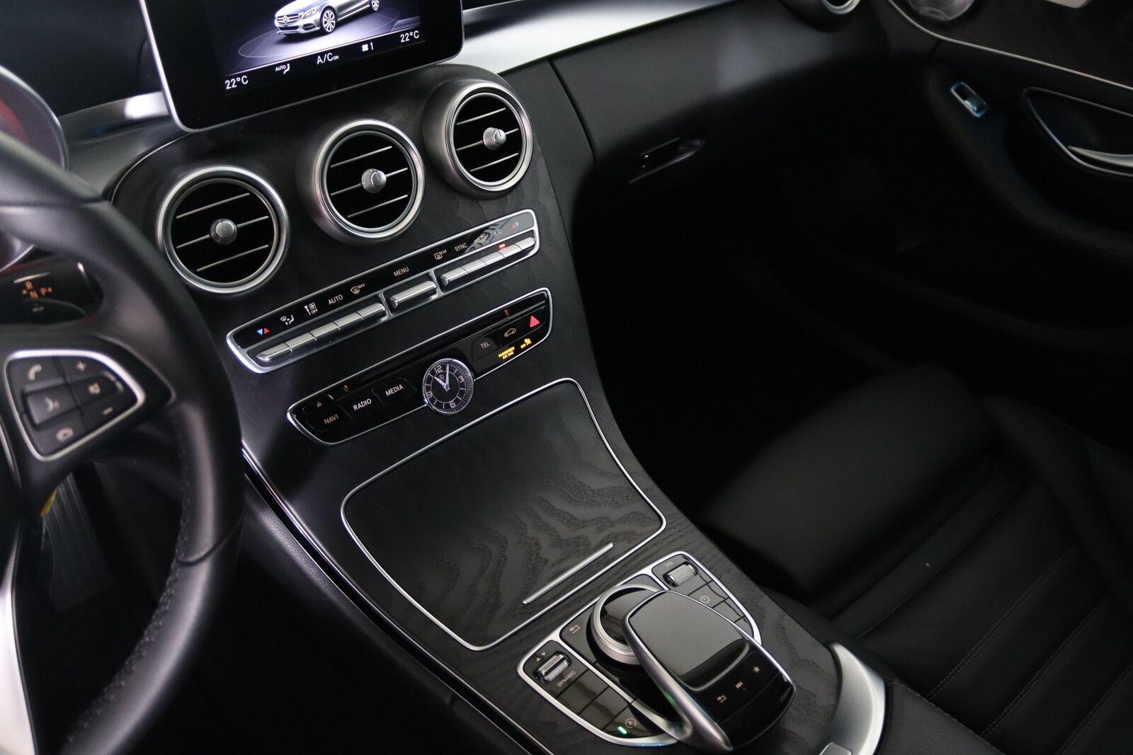Mercedes C220 d 2,2 AMG Line stc. aut. 4Matic - billede 13