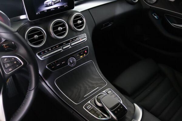 Mercedes C220 d 2,2 AMG Line stc. aut. 4Matic billede 13