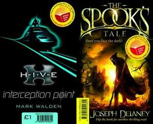 The-Spook-039-s-Tale-Interception-Point-World-Book-Day-by-Joseph-Delaney-Mark-W