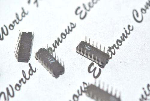 TI TL074CJ Integrated Circuit IC - Genuine 1pcs