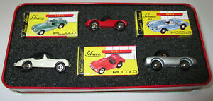 Schuco-Piccolo-77302-Set-034-automobile-Roadster-Legenden-034-Neu-OVP