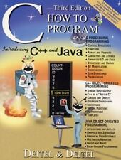 C How to Program (3rd Edition), Harvey M. Deitel, Paul J. Deitel, Good Book