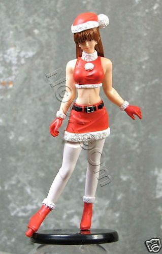 Dead or Alive Ultimate Kasumi Santa Tenue Gashapon Jouet-NEW JAPAN IMPORT