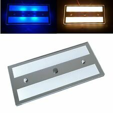 LED Ceiling Light 12V 24V Touch Switch Dimmable Caravan Campervan Boat Lighting