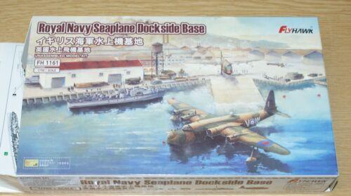 Royal Navy Seaplane Dockside Base in 1//700 von Flyhawk