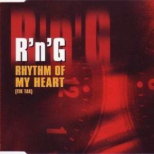R-039-n-039-G-Rhythm-of-my-heart-1997-Maxi-CD