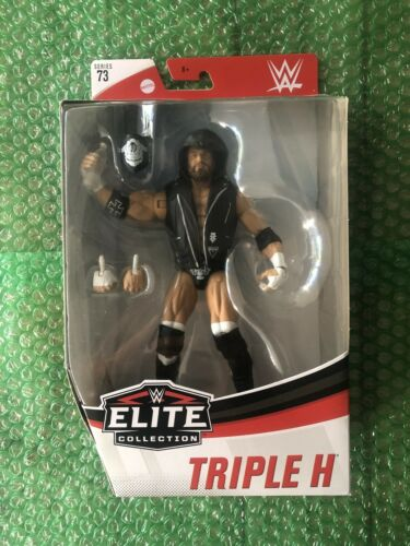WWE elite 73 triple H