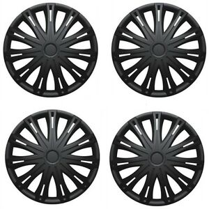 "14"" Wheel Trims Hub Caps Set Of 4 for Vauxhall Adam Agila Ampera Antara Astra"