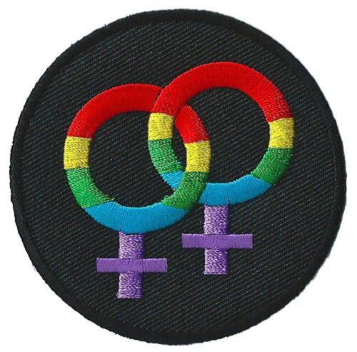 Patch Badge Patch Lesbian Lesbian Lgtb Gay Pride Fusible