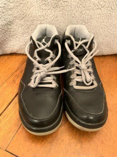 705155-005 Air Jordan Flight 2 Black & Gray Shoes