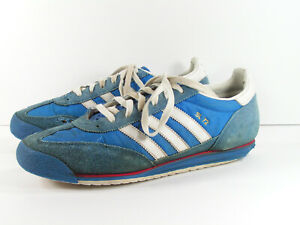 Details about vintage adidas SL 72 shoes blue starsky & hutch sneakers 1970s david starsky