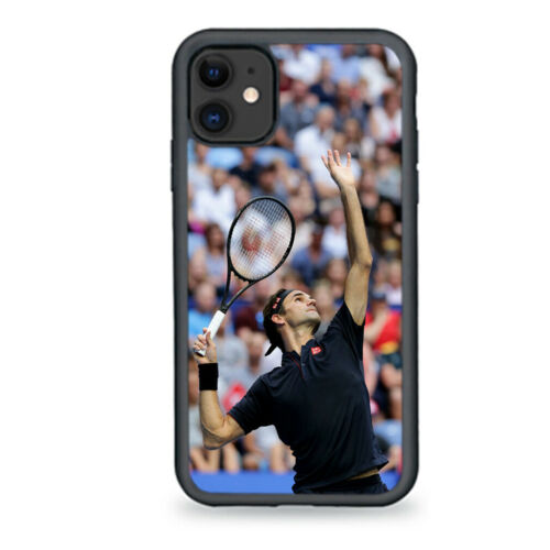 Printed case iPhone 11 Promax,11pro,samsung S20,S20 Ultra roger federer case