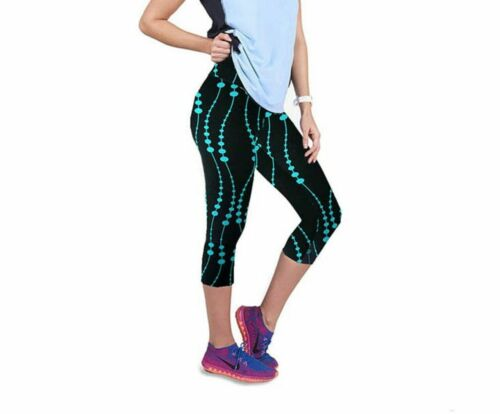 Details about  /Ladies Sports Fitness Running Jogging Cycling Exercise Leggings Fashion Gift L