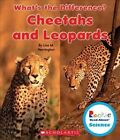 Cheetahs and Leopards by Lisa M Herrington (Paperback / softback, 2015)