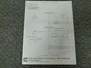 dodge 1500 wiring diagram 1999 dodge ram 2500 5 9l cummins turbo diesel electrical wiring  1999 dodge ram 2500 5 9l cummins turbo
