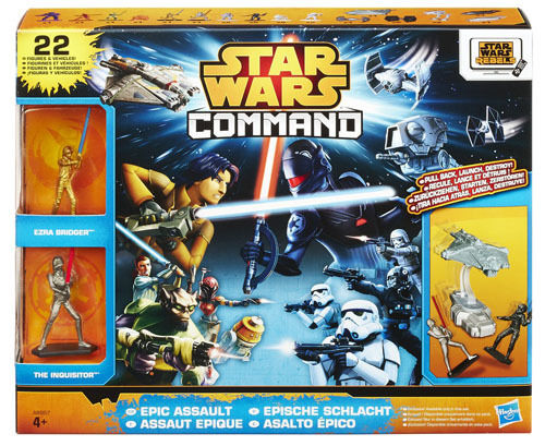 Star Wars Command A8957 - Epic Assault Set - Hasbro ** GREAT GIFT **