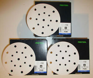 ABRALIX Schleifscheibe 93mm 115mm 125mm 150mm 180mm 225mm Schleifpapier Exzenter