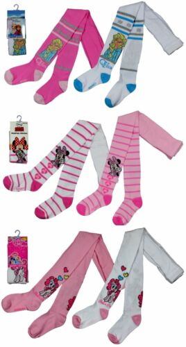 Strumpfhose Frozen minnie mouse My Little Pony 104-134 chicas leggings