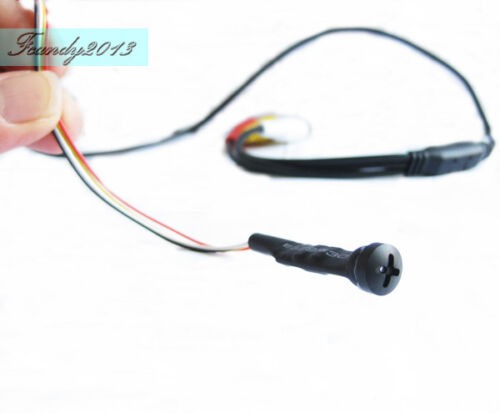 BL Screw bar-type 720P HD AHD mini spy hidden micro pinhole Nanny AV BNC Camera