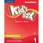 Kid's Box Level 1 Teacher's Book: Level 1 by Lucy Frino, Melanie Williams (Paperback, 2014)