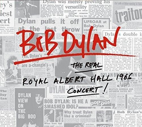 Bob Dylan - The Real Royal Albert Hall 1966 Concert [New Vinyl]